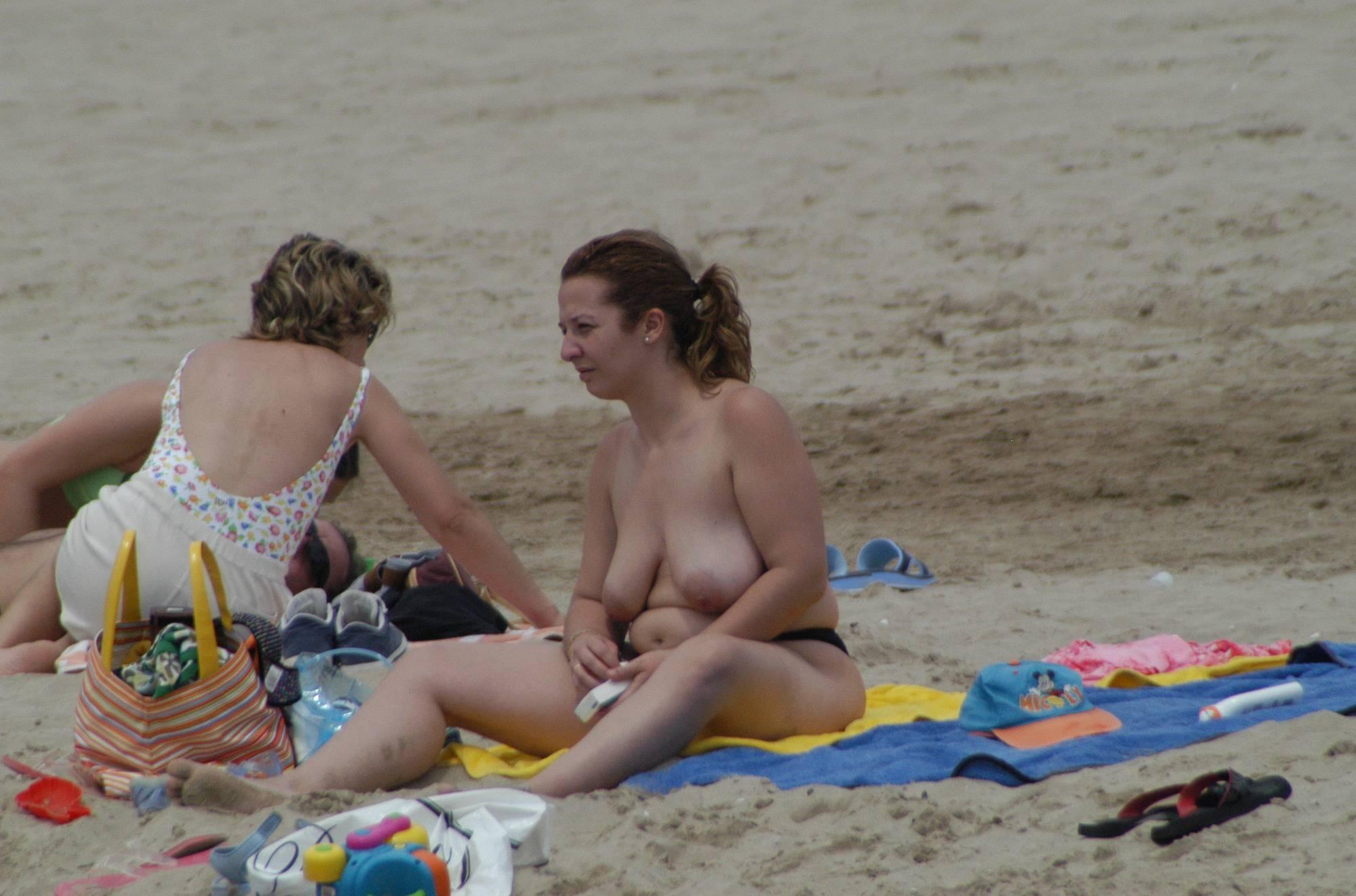 Vilanova Topless Beach - 2