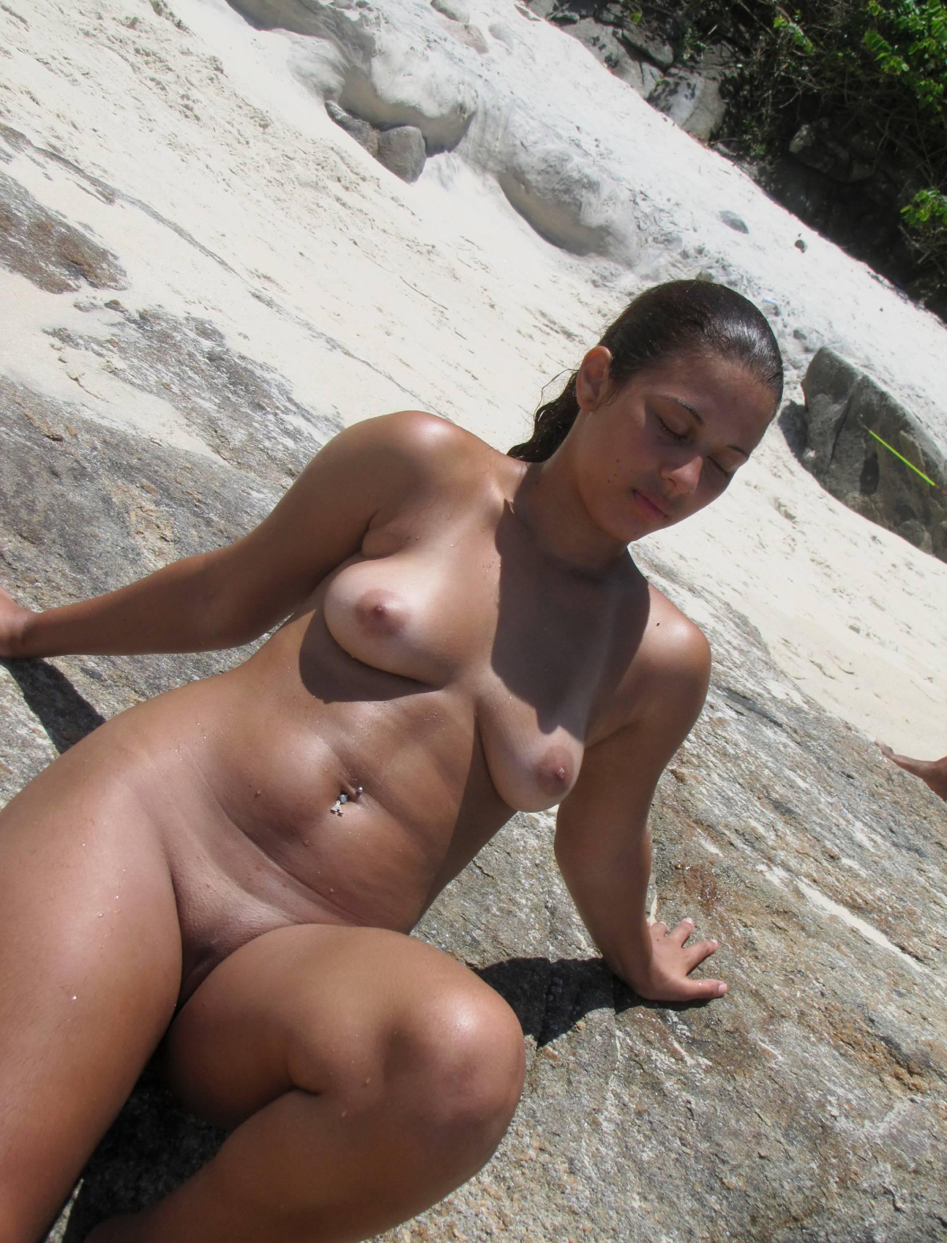 Purenudism Pics Warm Tropic Beach - 1