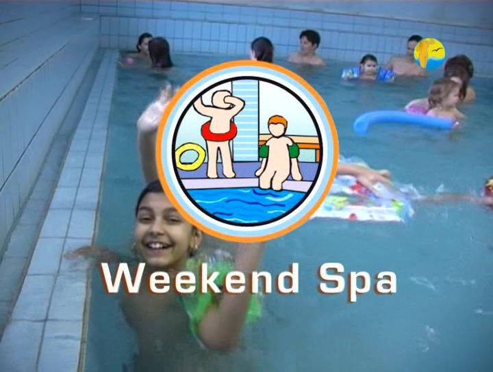Naturist Freedom Weekend Spa - Poster