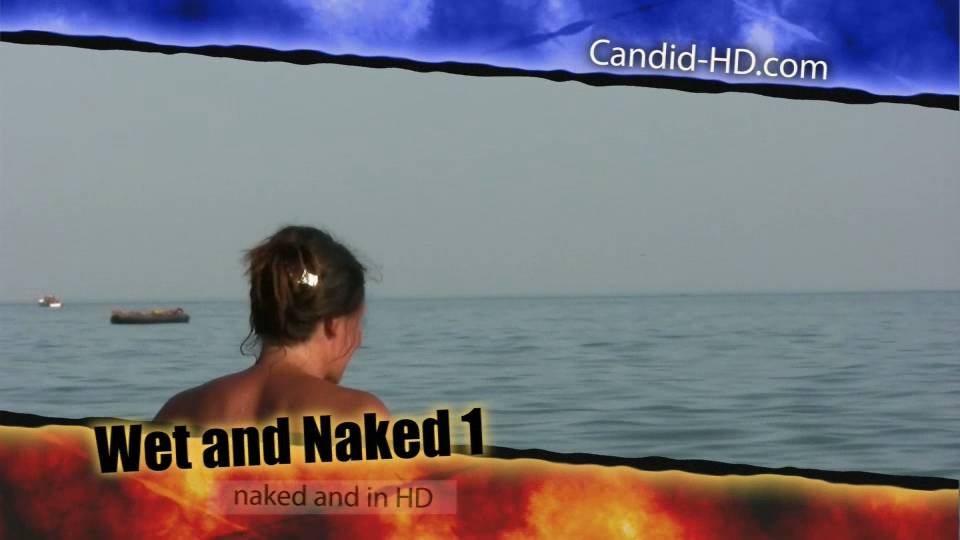 Wet and Naked 1 - Poster